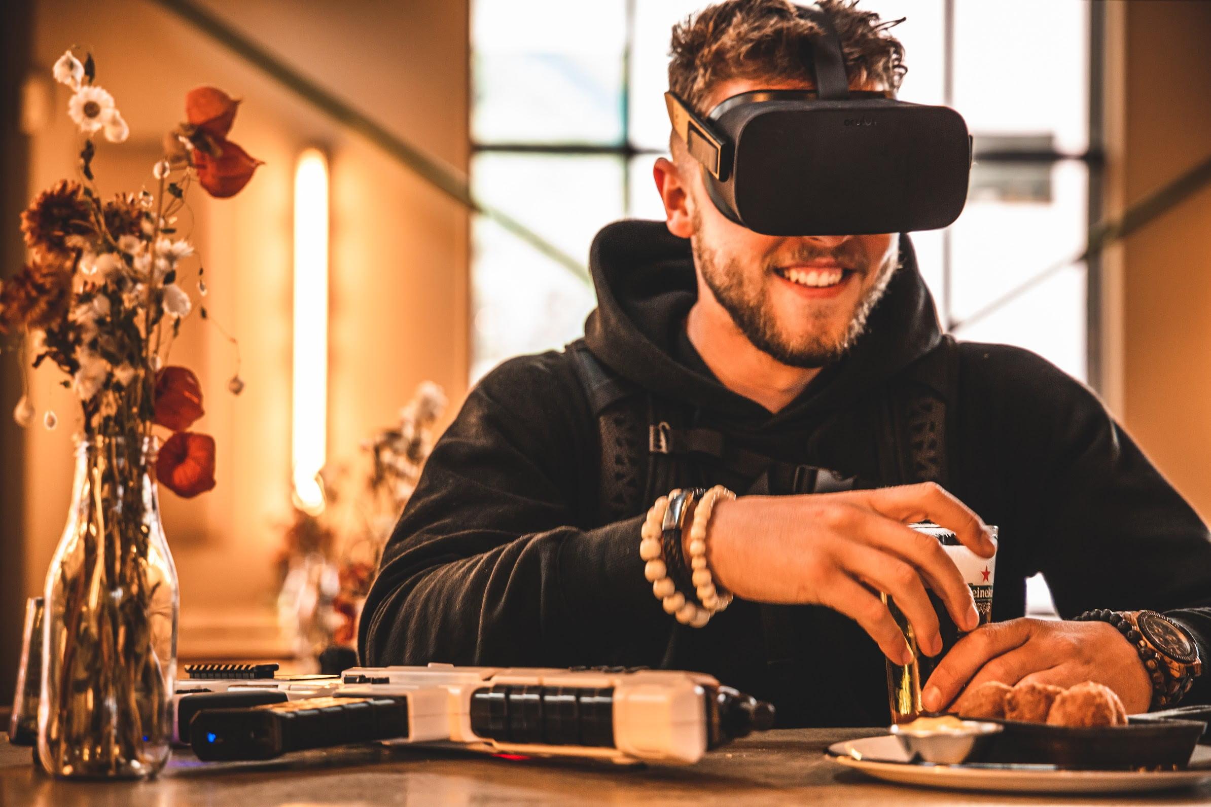 VR-Arcade-Fun